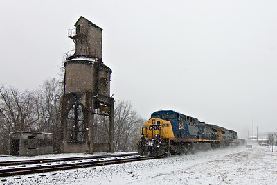 Intermodal by the Coal Tower