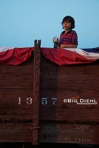 """Into the West"" ©2010 William Diehl"