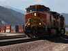 BNSF 4191 heading South / West bound from Cajon pass goes though Devore.