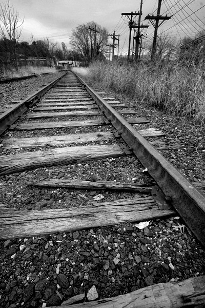 Going on 3 years with out a train in Lenoir, NC.