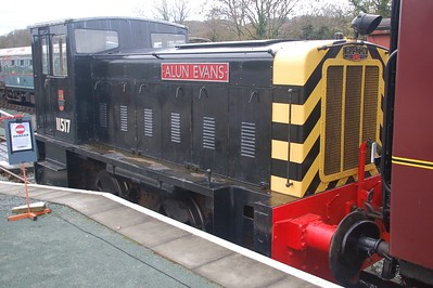 Cambrian Heritage Railways 2016
