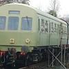 Dmu 51512 - LLynclys, Cambrian Heritage Railway - 20 November 2016