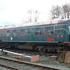 Dmu 51187 - LLynclys, Cambrian Heritage Railway - 20 November 2016