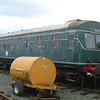 W51205 - LLynclys, Cambrian Heritage Railway - 20 November 2016