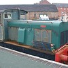 RH 412427 Scottie - Oswestry, Cambrian Heritage Railway - 20 November 2016