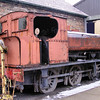885 A Barclay 0-6-0ST - Cambrian Heritage Railway