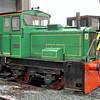 3953 'Alpha' FC Hibberd 4wDM - Cambrian Heritage Railway