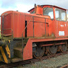 EEV D1201 7 HO37 - Blodwell Quarry Sdgs, Cambrian Heritage Rly - 8 November 2012