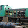 HE 3526 4975 - Oswestry, Cambrian Heritage Rly - 8 November 2012
