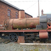 P 1430 'Adam' - Oswestry, Cambrian Heritage Rly - 8 November 2012