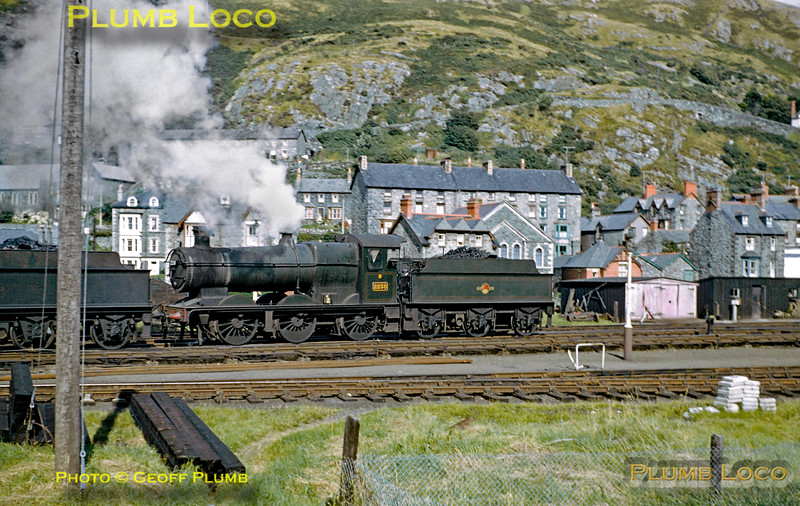 GWR No. 2230, Barmouth, 2nd August 1958