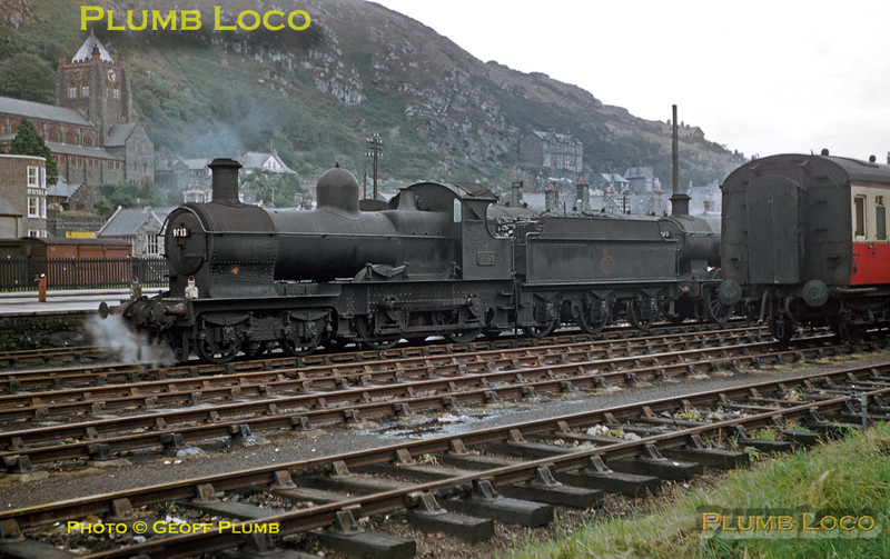 9013, Barmouth, 26th July 1958