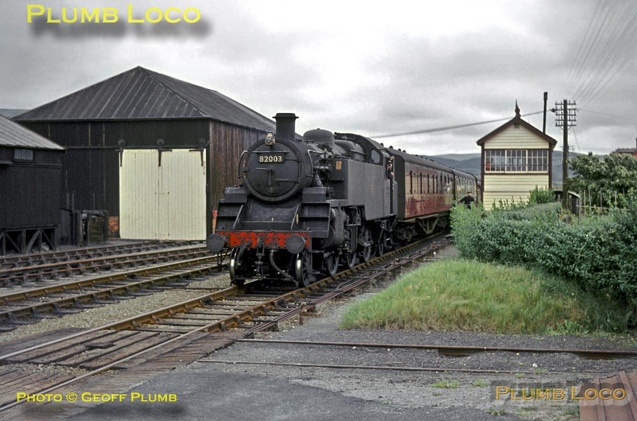 82003, Tywyn, 29th July 1964