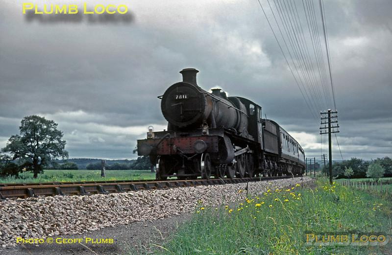 7811, Welshpool, 25th July 1964