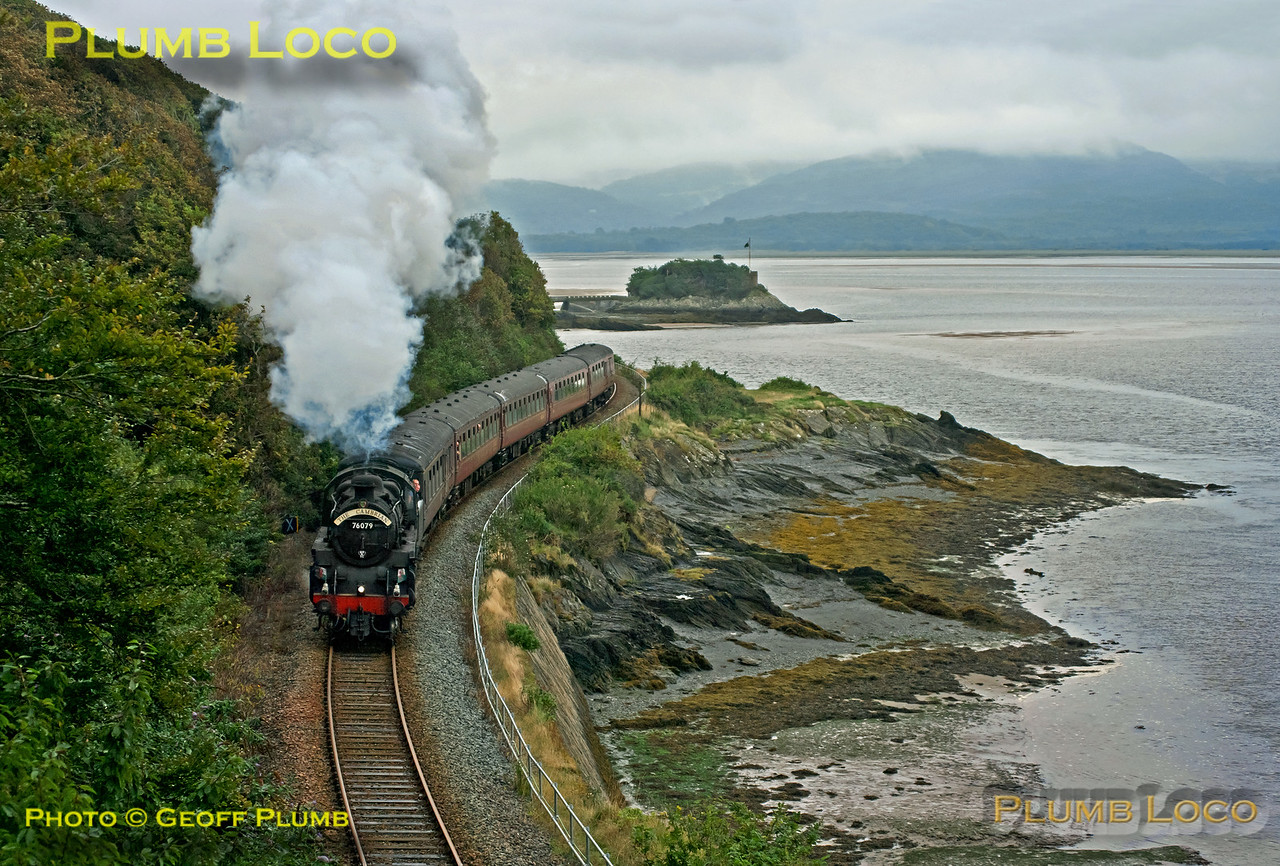 "76079, ""The Cambrian"", Picnic Island, 28th August 2008"