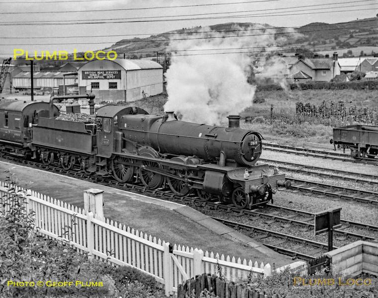 7819, Welshpool, 24th August 1963