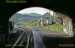 General View, Minffordd (Cambrian) Station, 3rd August 1964