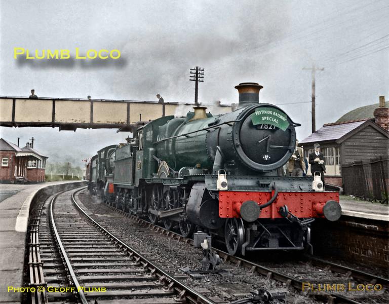 7827 & 7819, Corwen, 20th April 1963