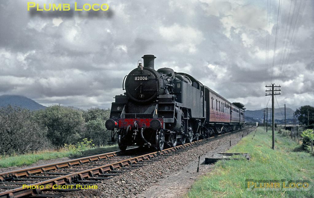 82006, Porthmadog, 7th August 1964
