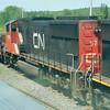 CN 5783 - Hornepayne, Ontario - 24 June 2009