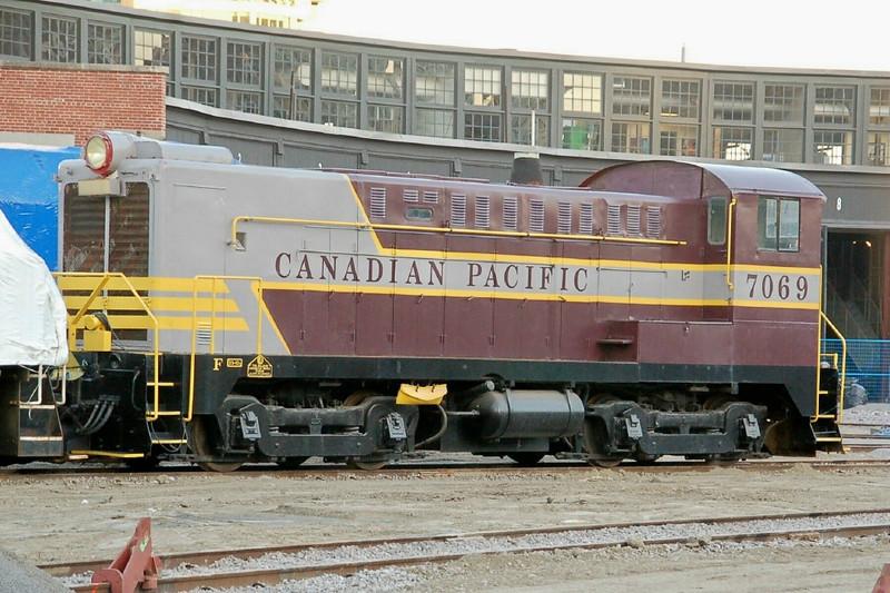 BLW 73946 CP 7069 - Toronto Railway Heritage Centre - 23 June 2009