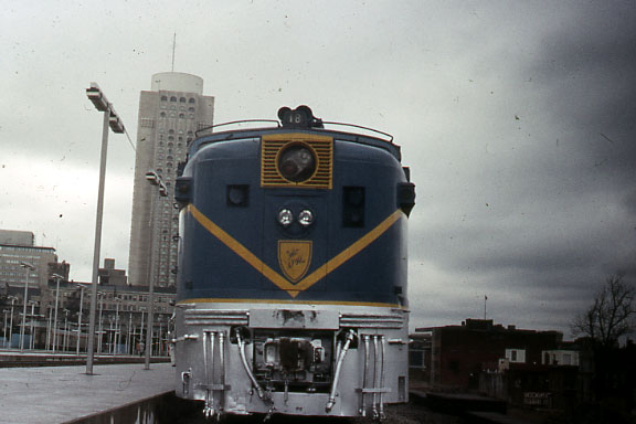Windsor Sta DH Alco PA front view