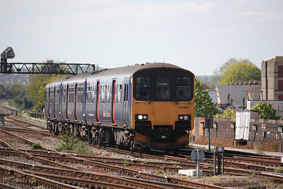 150921 Cardiff Central 19/4/14