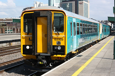 153303 Cardiff Central 19/4/14