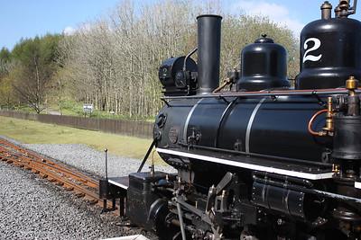 Brecon Mountain Railway 18/4/14