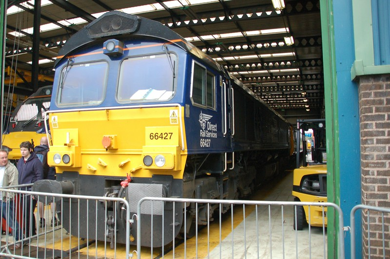 66427 - Carlisle Kingmoor - 22 July 2017