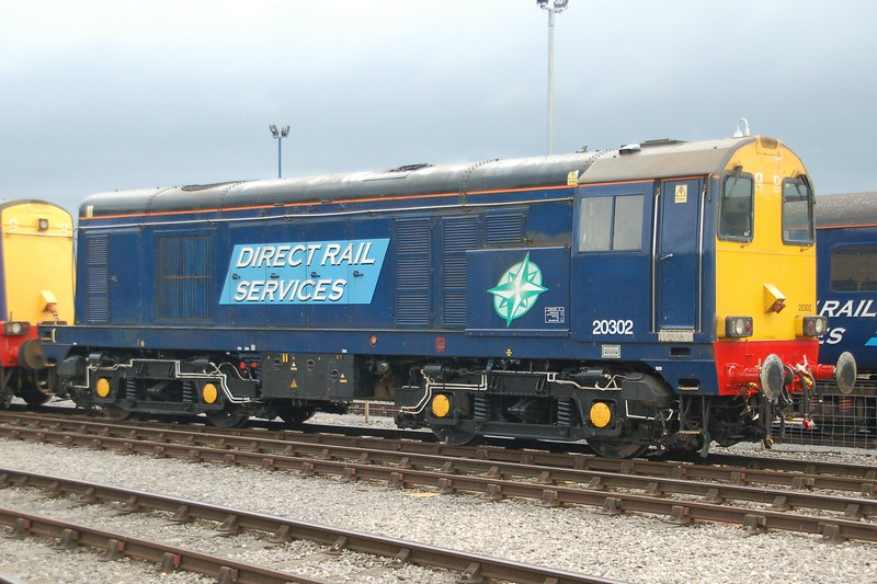 20302 - Carlisle Kingmoor - 22 July 2017