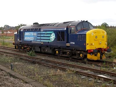 Carlisle Station   13/09/09