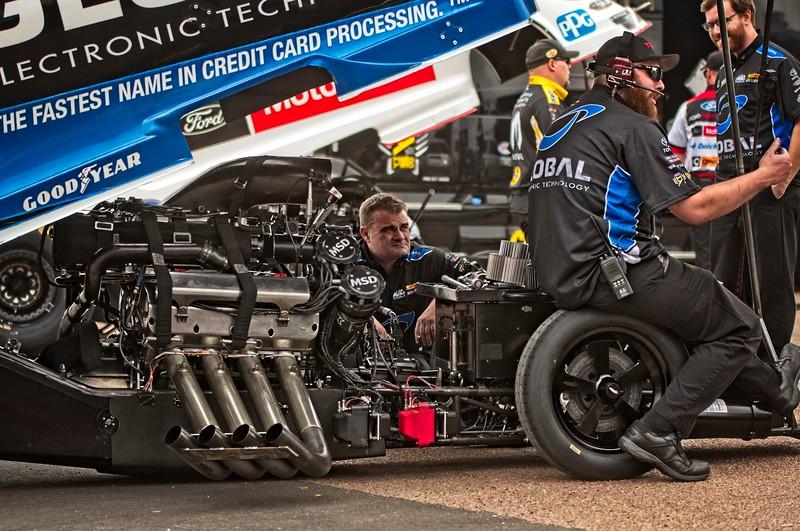 2018 NHRA SpringNationals  @ Royal Purple Raceway