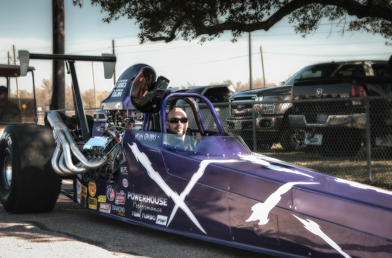 2016 NHRA SpringNationals  @ Royal Purple Raceway