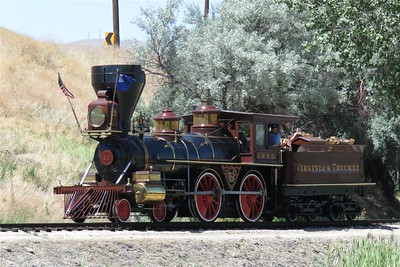 Carson City Rail Road Museum - July 4, 2016