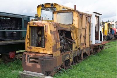 Prob 2ft gauge(same line as RH 200075 + = RH 398076       at Cavan & Leitrim Rly, Dromod, Co. Leitrim  29 September 2014
