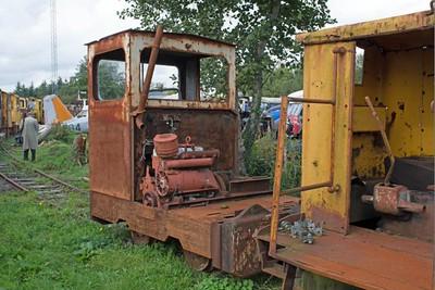 "SMH WN 60SL745 ""No LM351"" at Cavn &leitrim Rly, Dromod, Co. Leitrim  29 September 2014"