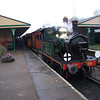 Another catch that day was P 0-6-0T (31)178 seen here at Horstead Keynes in March 2011.
