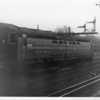 A Christmas mail extra brings work for E20003 - seen here at Redhill on 19/12/64.