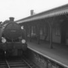 Without knowing which services along the Cuckoo line were steam operated my first trip was on a DEMU - passing Brighton allocated N 31866 at Heathfield on 27/05/64 with the 11 45 Eastbourne to Tonbridge. She was transferred to Guildford - being withdrawn in December 65.
