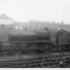 Brighton's N 2-6-0 31831 at home on 27/11/63 - she was to be transferred to Guildford from where she was withdrawn in April 64.