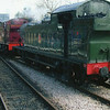 L150 (5521) and 5643 running round at East Grinstead on 22/03/14 prior to working the 12 00 for Sheffield Park.