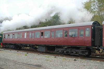 Dmu M59603 - Chasewater Railway - 10 September 2017