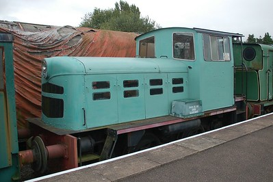 JF 4220015 - Chasewater Railway - 10 September 2017