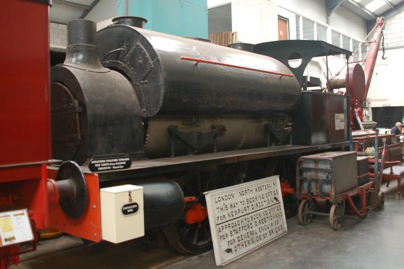N 2937 - Chasewater Railway - 10 September 2017