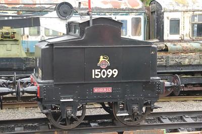 MR 2026 15099 Morris - Chasewater Railway - 10 September 2017
