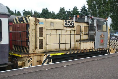 GECT 5418 255 - Chasewater Railway - 10 September 2017