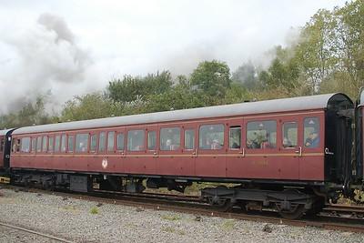 Dmu M59444 - Chasewater Railway - 10 September 2017