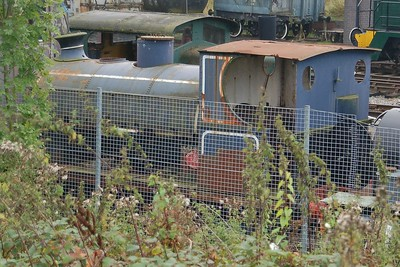 P 917 - Chasewater Railway - 10 September 2017