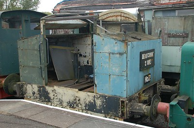 FH 1891 Derbyshire Stone No.2 - Chasewater Railway - 10 September 2017